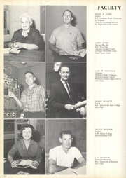 Page 16, 1965 Edition, Walker County High School - Black and Gold Yearbook (Jasper, AL) online yearbook collection