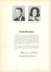 Page 6, 1965 Edition, Walker County High School - Black and Gold Yearbook (Jasper, AL) online yearbook collection