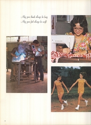 Page 12, 1975 Edition, Walker County High School - Black and Gold Yearbook (Jasper, AL) online yearbook collection