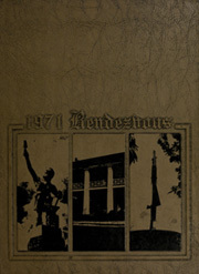 Page 1, 1971 Edition, Gardendale High School - Rendezvous Yearbook (Gardendale, AL) online yearbook collection