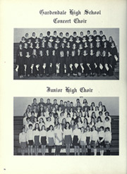 Page 30, 1971 Edition, Gardendale High School - Rendezvous Yearbook (Gardendale, AL) online yearbook collection