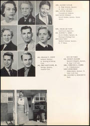 Page 10, 1956 Edition, Hewitt Trussville High School - Memento Yearbook (Trussville, AL) online yearbook collection