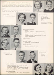 Page 17, 1956 Edition, Hewitt Trussville High School - Memento Yearbook (Trussville, AL) online yearbook collection