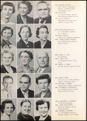Page 8, 1956 Edition, Hewitt Trussville High School - Memento Yearbook (Trussville, AL) online yearbook collection