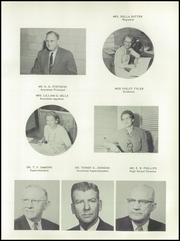 Page 11, 1960 Edition, Hewitt Trussville High School - Memento Yearbook (Trussville, AL) online yearbook collection