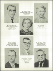 Page 12, 1960 Edition, Hewitt Trussville High School - Memento Yearbook (Trussville, AL) online yearbook collection