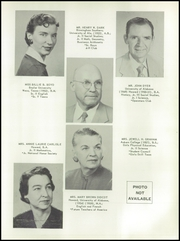 Page 13, 1960 Edition, Hewitt Trussville High School - Memento Yearbook (Trussville, AL) online yearbook collection