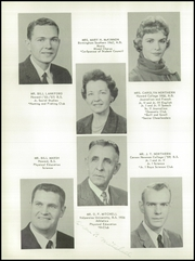 Page 16, 1960 Edition, Hewitt Trussville High School - Memento Yearbook (Trussville, AL) online yearbook collection