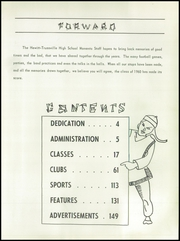 Page 7, 1960 Edition, Hewitt Trussville High School - Memento Yearbook (Trussville, AL) online yearbook collection
