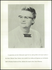 Page 8, 1960 Edition, Hewitt Trussville High School - Memento Yearbook (Trussville, AL) online yearbook collection