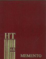 1968 Edition, Hewitt Trussville High School - Memento Yearbook (Trussville, AL)