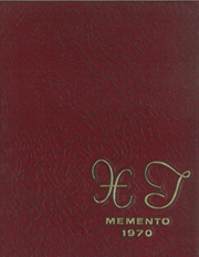 1970 Edition, Hewitt Trussville High School - Memento Yearbook (Trussville, AL)