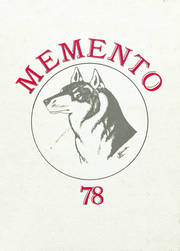 1978 Edition, Hewitt Trussville High School - Memento Yearbook (Trussville, AL)