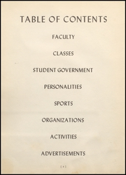 Page 8, 1959 Edition, Banks High School - Contrails Yearbook (Birmingham, AL) online yearbook collection