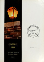 Page 5, 1968 Edition, Banks High School - Contrails Yearbook (Birmingham, AL) online yearbook collection