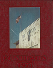 1974 Edition, Banks High School - Contrails Yearbook (Birmingham, AL)