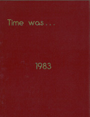 1983 Edition, Banks High School - Contrails Yearbook (Birmingham, AL)