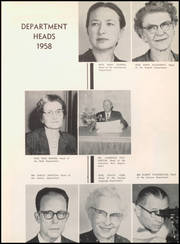 Page 13, 1958 Edition, Woodlawn High School - Woodlog Yearbook (Birmingham, AL) online yearbook collection