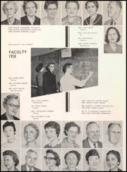 Page 14, 1958 Edition, Woodlawn High School - Woodlog Yearbook (Birmingham, AL) online yearbook collection