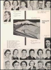 Page 15, 1958 Edition, Woodlawn High School - Woodlog Yearbook (Birmingham, AL) online yearbook collection