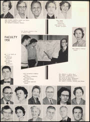 Page 16, 1958 Edition, Woodlawn High School - Woodlog Yearbook (Birmingham, AL) online yearbook collection
