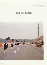 Page 14, 1967 Edition, Berry High School - Caravel Yearbook (Birmingham, AL) online yearbook collection