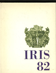 Page 1, 1982 Edition, Minor High School - Iris Yearbook (Birmingham, AL) online yearbook collection