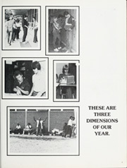 Page 7, 1983 Edition, Minor High School - Iris Yearbook (Birmingham, AL) online yearbook collection