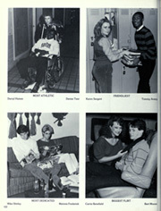 Page 126, 1986 Edition, Minor High School - Iris Yearbook (Birmingham, AL) online yearbook collection