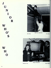 Page 128, 1986 Edition, Minor High School - Iris Yearbook (Birmingham, AL) online yearbook collection