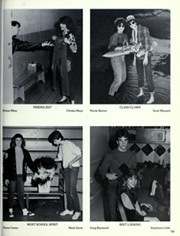 Page 129, 1986 Edition, Minor High School - Iris Yearbook (Birmingham, AL) online yearbook collection