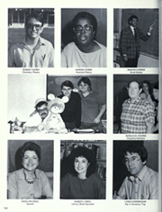 Page 138, 1986 Edition, Minor High School - Iris Yearbook (Birmingham, AL) online yearbook collection