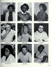 Page 139, 1986 Edition, Minor High School - Iris Yearbook (Birmingham, AL) online yearbook collection