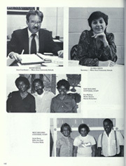 Page 146, 1986 Edition, Minor High School - Iris Yearbook (Birmingham, AL) online yearbook collection