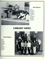 Page 153, 1986 Edition, Minor High School - Iris Yearbook (Birmingham, AL) online yearbook collection