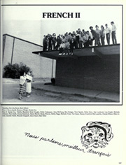 Page 161, 1986 Edition, Minor High School - Iris Yearbook (Birmingham, AL) online yearbook collection