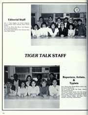 Page 182, 1986 Edition, Minor High School - Iris Yearbook (Birmingham, AL) online yearbook collection