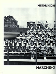 Page 188, 1986 Edition, Minor High School - Iris Yearbook (Birmingham, AL) online yearbook collection
