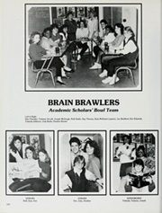 Page 170, 1987 Edition, Minor High School - Iris Yearbook (Birmingham, AL) online yearbook collection