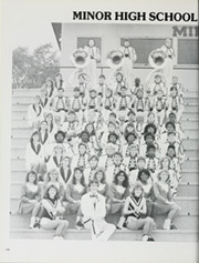 Page 188, 1987 Edition, Minor High School - Iris Yearbook (Birmingham, AL) online yearbook collection