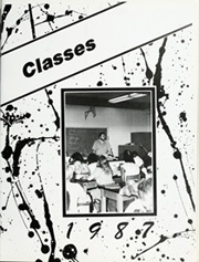 Page 37, 1987 Edition, Minor High School - Iris Yearbook (Birmingham, AL) online yearbook collection