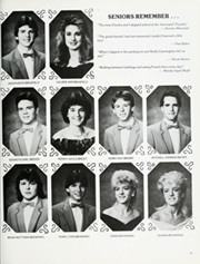 Page 41, 1987 Edition, Minor High School - Iris Yearbook (Birmingham, AL) online yearbook collection