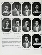 Page 46, 1987 Edition, Minor High School - Iris Yearbook (Birmingham, AL) online yearbook collection