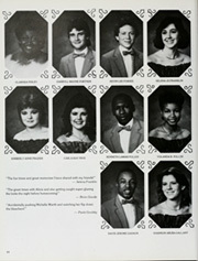 Page 48, 1987 Edition, Minor High School - Iris Yearbook (Birmingham, AL) online yearbook collection