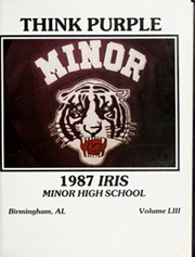 Page 5, 1987 Edition, Minor High School - Iris Yearbook (Birmingham, AL) online yearbook collection