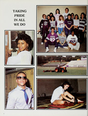 Page 8, 1987 Edition, Minor High School - Iris Yearbook (Birmingham, AL) online yearbook collection