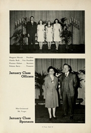 Page 12, 1945 Edition, Woodrow Wilson High School - Orion Yearbook (Youngstown, OH) online yearbook collection