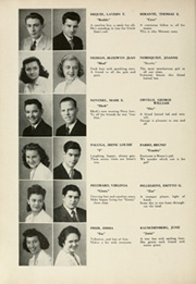 Page 16, 1945 Edition, Woodrow Wilson High School - Orion Yearbook (Youngstown, OH) online yearbook collection