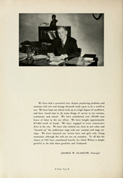 Page 8, 1945 Edition, Woodrow Wilson High School - Orion Yearbook (Youngstown, OH) online yearbook collection