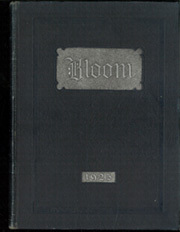 Page 1, 1925 Edition, Bloom High School - Bloom Yearbook (Chicago Heights, IL) online yearbook collection